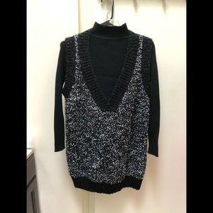 Jackets & Blazers - Korean arylic metallic vest